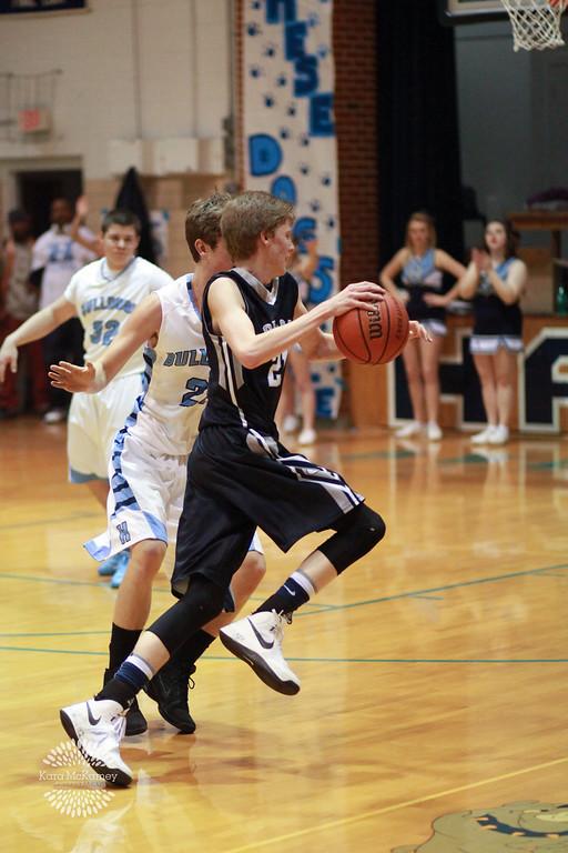 GCA Basketball Action Shots 2013